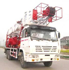 Quality STL5251TXJ Shaanqi KONE workover for sale