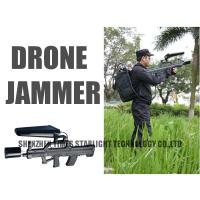 Quality Long Range Wireless Drone Signal Jammer For Personal Protection , 15 Watts Power for sale