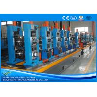 Quality Low Alloy Steel Steel Pipe Production Line Heavy Duty ISO Certification for sale