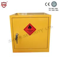 Quality Steel Anti-explosion Hazardous Storage Cabinet Powder Coated with Adjustable Spill Tray Shelves for sale