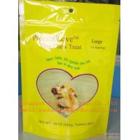Quality Zip Top Food Packaging Plastic Bags for sale