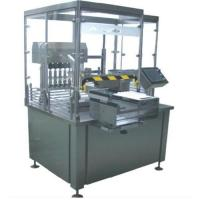 Syringe filling machine