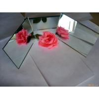 Quality Aluminum Mirror Glass with Double Coated for sale