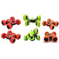 China 4 Wheel Drive Stunt Spining Toy Racing Cars Remote Control 2.4G Rechargable on sale