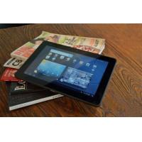 Quality Dual Core 10 inch Capacitive Tablet PC with WiFi / HDMI / OTG / TF Card Slot 1 Year Warranty for sale