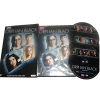 Quality Funny Movie Dvd Box Sets Orphan Black Season 5 Theatrical Trailers Episodes for sale