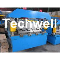 Quality Metal IBR Roofing Sheet Cold Roll Forming Machine for sale
