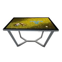 Buy cheap Large 65 Inch All In One Touch Screen Kiosk I3cpu Network With Wifi from wholesalers