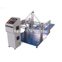 Quality Electronic Furniture Testing Machines OEM , Chair Caster Durability Tester AC 220V / 50HZ for sale