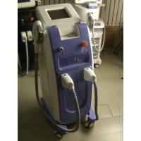 Quality Professional and effective skin rejuvenation /freckle removal IPL SHR Hair Removal machine for sale