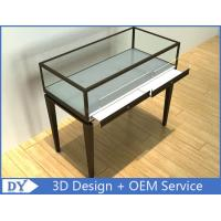 Quality Modern Glass Jewellery Shop Counter With Locks / Showroom Display Cabinets for sale