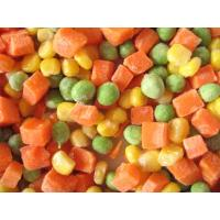 China Frozen Mixed Vegetables on sale