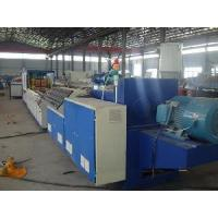 Quality PVC Window and Door Profile Extrusion Line (SJSZ80/156) for sale