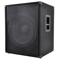 Quality SUPER bass 18 Inch 500W Stage Wooden Cabinet Audio Speaker WPA18 for sale