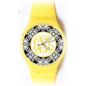 Quality Quartz Analog Plastic Watch (JS-8014) for sale