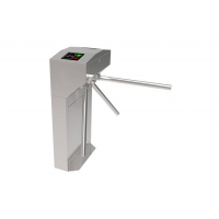 China 40W Bi Direction Tripod Turnstile Gate With Card Reader on sale