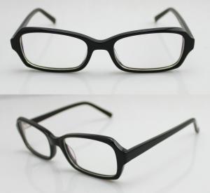 Quality Retro Lightweight Acetate Mens Eyeglasses Frames for sale