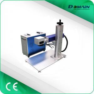 Quality Juice bottle marker raycus cnc laser marking machine Fiber laser marker for sale