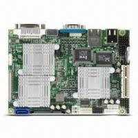 Quality 3.5-inch Embedded SBC with Intel Atom N270 Processor and Intel 945GSE/ICH7M Chipset for sale