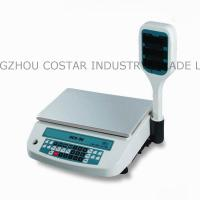 Quality price computing scale with pole for sale