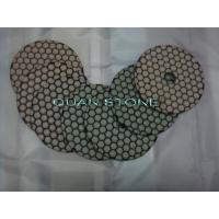 Quality Grinding Pads / Flexible Polishing Pad Suitable For Hand Polishing Machine for sale