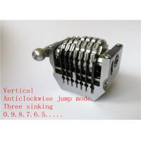 Quality 3 Sinking Automatic Numbering Machines Vertical Anticlockwise Long Service Life for sale