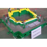 Quality Hood Inner Tooling Fixture Components , Inspection Fixture Spot Welding Jig For LED Part for sale