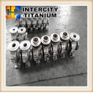 China china titanium lost wax casting for titanium pump ,titanium Impeller on sale