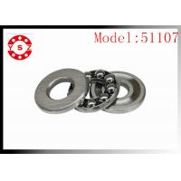 Quality Genuine Thrust Ball Bearing 51107 Gcr15  High Precision P6 P5 For Machine for sale