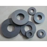 Quality Permanent Circular Ferrite Ring Magnet High Magnetic 150mm X 100mm X 25mm for sale