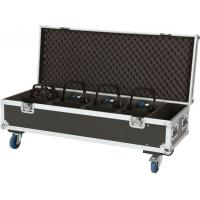 Quality 10mm Plywood Rack Flight Case For Heavy Duty Equipment / Mixer Case for sale