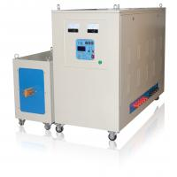 Quality IGBT Control Super Audio Frequency Induction Heating Equipment 250KW 10-50KHZ for sale