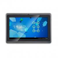 Quality 7 inch Capacitive 5-Point Touch Screen Tablet PC with two cameras for sale