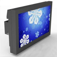 China Wall Mounted Outdoor LCD Display 43 Steel Chassis With HDMI Input on sale