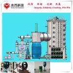 Quality Colorful Glass Vacuum Coating Machine / Magnetron Arc Vacuum Plating Equipment for sale