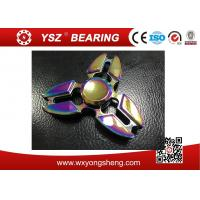 Quality Cigreen Fashion Design Finger Spinner Toy Pressure Relax With Metal Material for sale
