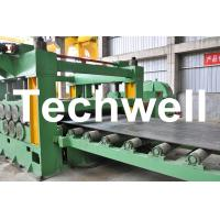 Quality Double Support Uncoiler Stainless Steel Cut To Length Machine Line TW-CTL1250 for sale