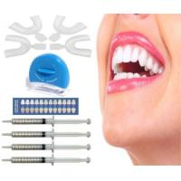 Quality OEM Provide Teeth Whitening Bleaching 40cc Blue Laser LED White Light Home Kits Strong Gel for sale