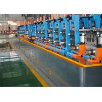 Quality Large Diameter Precision Tube Mill , High Frequency Welding Steel Pipe Mill for sale