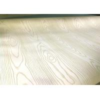 China Waterproof Cabinet Film Cover White Vinyl Cabinet Covering For Kitchen Decoration on sale