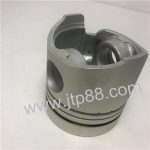 China 35 X 87mm Pin Size Engine Block Piston 105mm DIA For ISUZU 1-12111-377-4 on sale