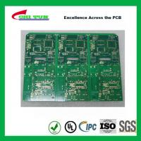Buy cheap Custom PCB Boards Multilayer Pcb Fabrication Aeronautics IMMERSION GOLD + HARD GOLD from wholesalers