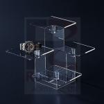 Quality Custom high quality acrylic watch display stand, watch display case, watch display rack for sale