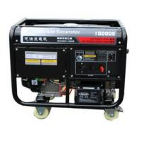 Electric 10kva 15kva gasoline generator portable mobile two cylinders 3000rpm for sale