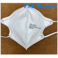 Buy cheap Dustproof Disposable FFP2 Mask Respirator Medical Individual Package Splash from wholesalers