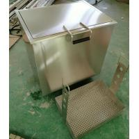 Quality Food Industry Cleaning Equipment for Heat Exchanger Ultrasonic and Heating Optional for sale