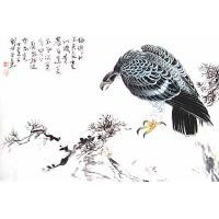 Quality China art painting wall art decor calligraphy picture for sale