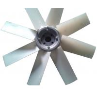 Quality Aluminum Replacement Industrial Exhaust Fan Blades / Air Cooler Blade Exhaust Fans for sale