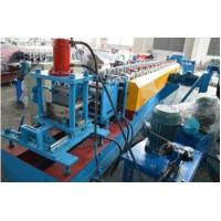 Quality Hydraulic Galvanized Steel Door Frame Roll Forming Machine Fully Automatic Multi Model for sale
