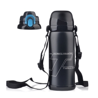 Quality Outdoor Stainless Steel 90x19mm Thermos Vacuum Insulated Bottle for sale